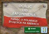 """Projekt """"Polacy na kresach"""" - odnowa polskiego, przedwojennego cmentarza przez uczniów"""