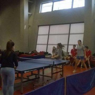 Galeria Licealiada marzec 2015 Tenis stołowy dziewcząt