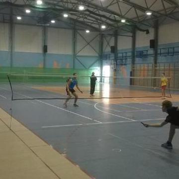 Galeria Mistrzostwa w Badmintonie złoto w półfinałach Ząbkowice Śląskie - listopad 2015