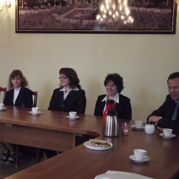 Galeria Stypendia Prezydenta Miasta Wałbrzycha dla uczniów naszego gimnazjum