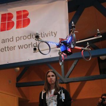 Galeria Zawody Robotów - T-Bot 2013