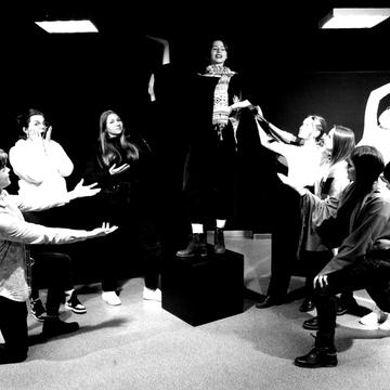 "Galeria grupa teatralna ""bez antraktu"""