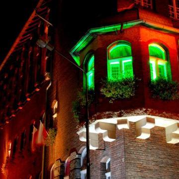 Galeria Iluminacja szkoły - 11 listopada 2009