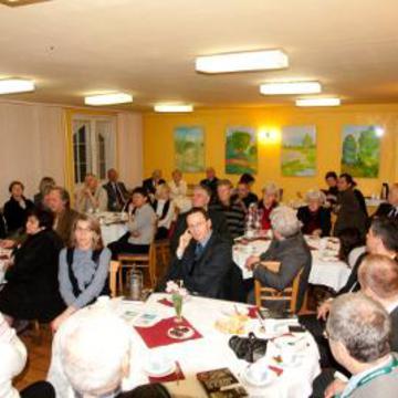 Galeria Spotkanie z pisarzem - 11 listopada 2010