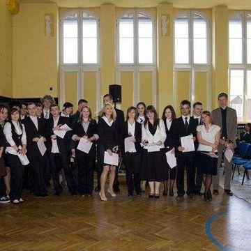 Galeria Zakończenie roku maturzystów 2008/2009