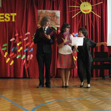 Galeria Zakończenie roku klas trzecich gimnazjum 2011r.