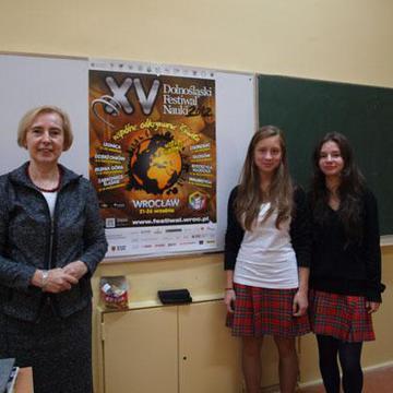 Galeria Dolnośląski Festiwal Nauki 2012