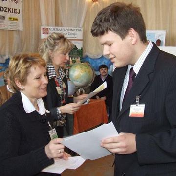 Galeria Olimpiada Geograficzna  - sukcesy na etapie okręgowym - styczeń 2009r.
