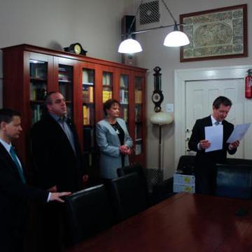 Galeria Podsumowanie III Konkursu Statystycznego Aglomeracji Wałbrzyskiej 27 listopada 2015