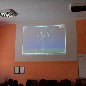 Galeria Szkolenie dla uczniów w ramach projektu Szkoła Nowych Technologii 10 lutego 2012