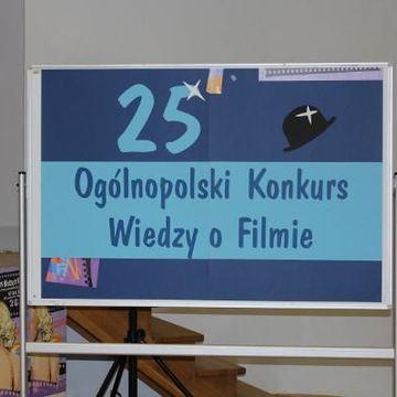 Galeria XXV Ogólnopolski Konkurs Wiedzy o Filmie Gdańsk, 30 czerwca - 4 lipca 2014